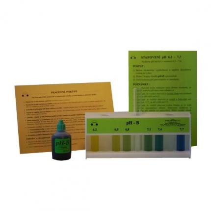 Sada DUKE pro stanovení pH (6.2-7.7)