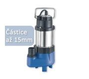 Kalové čerpadlo do septiku BLUE LINE PSP9-7,5/0,25l